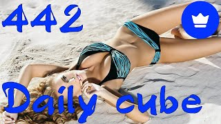 Daily cube #442 | Ежедневный коуб #442