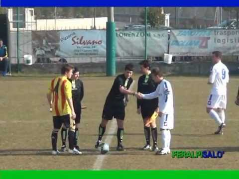 Preview video FERALPISALO´-BASSANO VIRTUS 1-1 (Berretti)