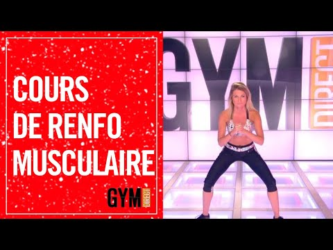 TRAVAILLER L' ENSEMBLE DU CORPS - GYM DIRECT