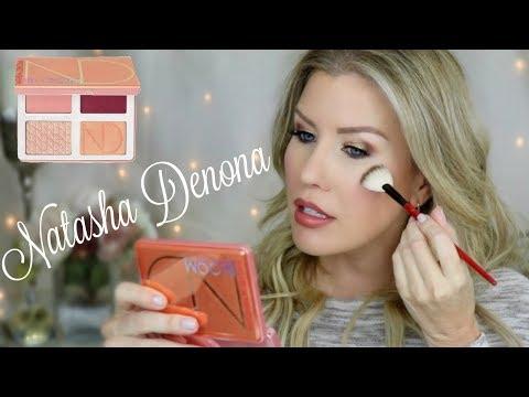 Bloom Blush & Glow Palette by Natasha Denona #2