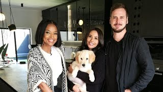 Interior Designer Tristan Du Plessis Shows Top Billing His Edgy Home | FULL INSERT