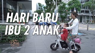 Video CORETAN BUNDA - HARI BARU DARI IBU 2 ANAK MP3, 3GP, MP4, WEBM, AVI, FLV September 2019