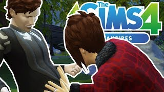 PREGNANT WITH AN ALIEN!   The Sims 4 Vampires   Episode 44