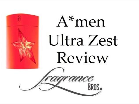 A*men Ultra Zest Review! Semi-fresh, semi-citrus