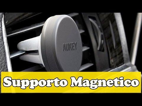 Supporto Magnetico per Auto || Oh non si stacca!
