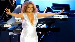 Mariah Carey - Without You   Live in Israel 2015