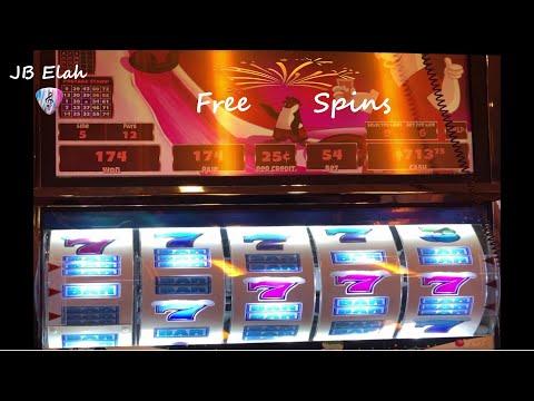 Bonus spin slot machines