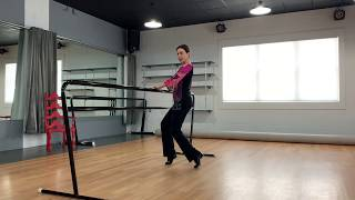 Video 7 from Julia – Ballroom Exercise