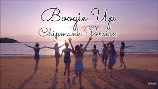 WJSN   Boogie Up [Chipmunk Version]