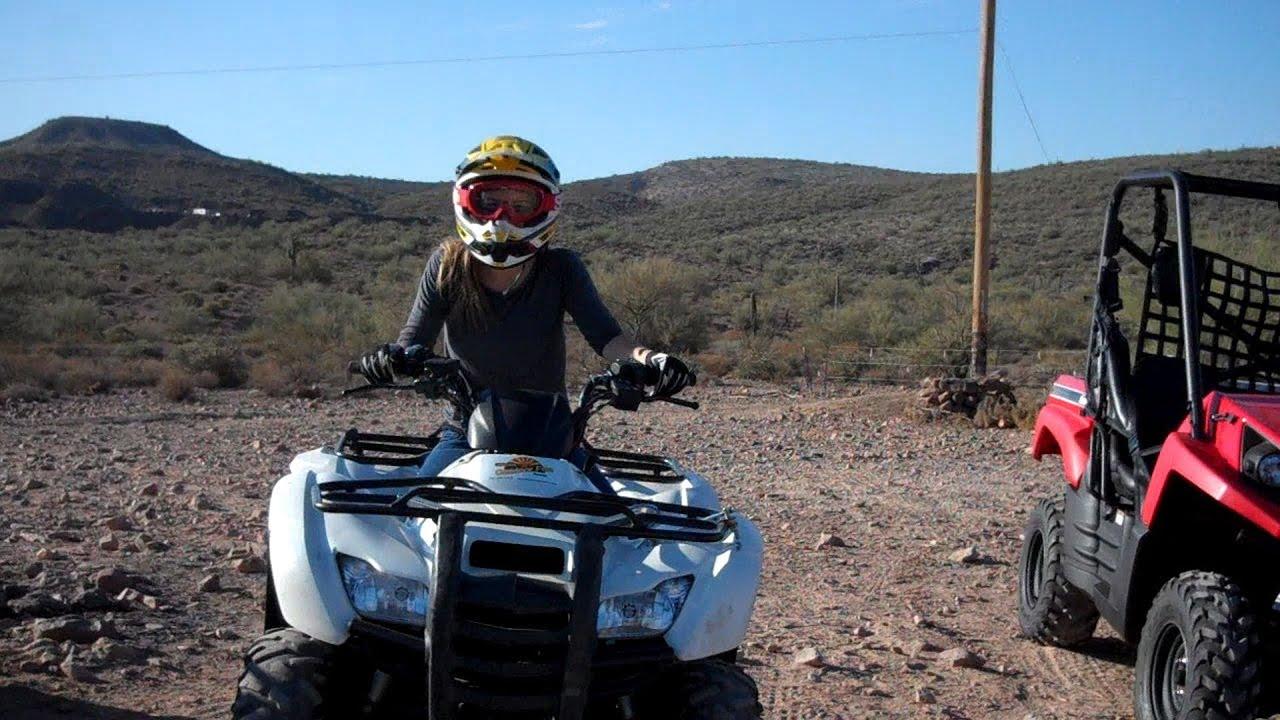 Go on a ATV or Jeep Tour through the Desert