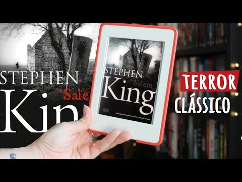 SALEM: VAMPIROS CLÁSSICOS POR STEPHEN KING | BOOK ADDICT