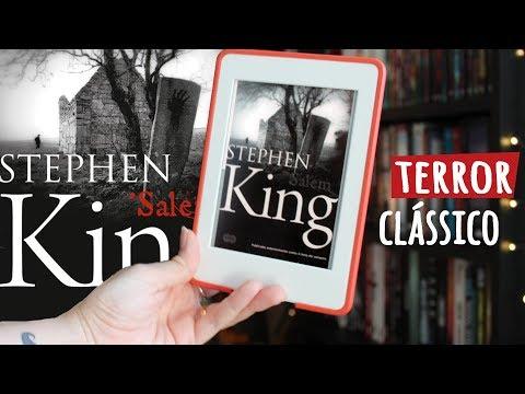 SALEM: VAMPIROS CLÁSSICOS POR STEPHEN KING | BOOK ADDICT