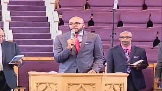 """""""Stay Focused"""", Pastor B. Jermale Evans"""
