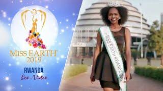 Paulette Igiraneza Ndekwe Miss Earth Rwanda 2019 Eco Video
