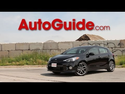 2014 Kia Forte 5 - Review