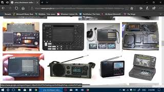 News Sony Leaving The Shortwave Radio Production And Market