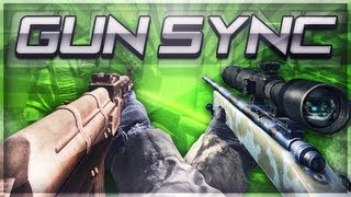 Amazing Call of Duty Gun Sync