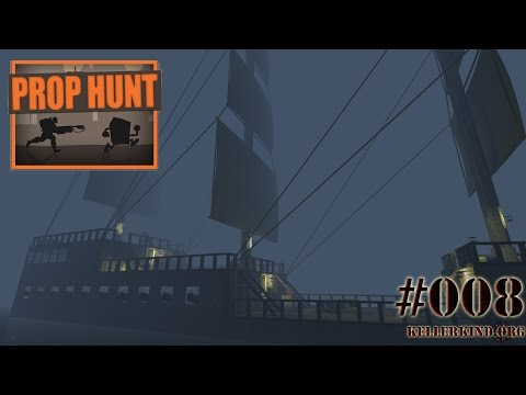 Prop Hunt #8 – Über die Planke ★ Let's Play Garry's Mod: Prop Hunt [HD|60FPS]