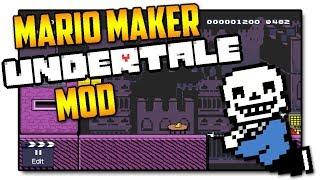 UNDERTALE - Super Mario Maker Mod