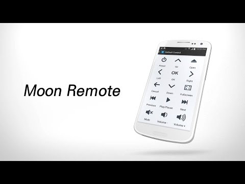 Video of Moon Remote