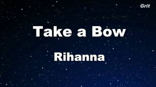 TakeaBow-RihannaKaraokeNoGuideMelodyInstrumental