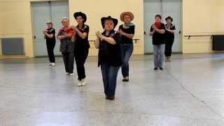 WHATCHA RECKON Line Dance - compte et danse