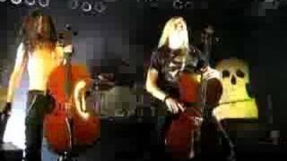 Apocalyptica-Betrayal/Forgiveness (live)
