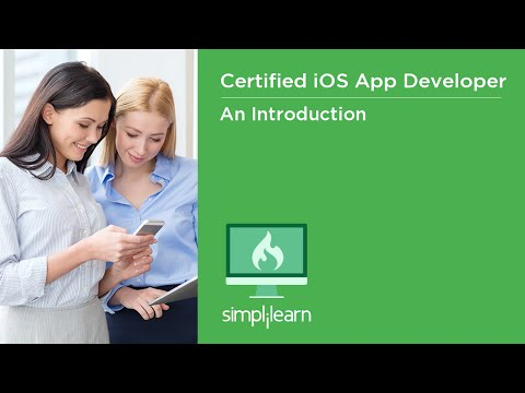 Introduction To The iOS and Swift Development Course - YouTube