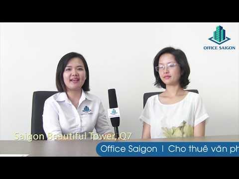 Cty Just Analytics review lại quá trình thuê mặt bằng tại Saigon Beautiful