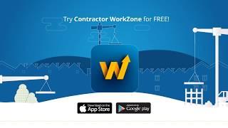 Vidéo de Contractor Workzone