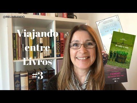 Viajando entre Livros #3 - Ruta Sepetys, Loung Ung, Nadine Gordimer - #viajandoentrelivros
