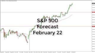 S&P500 Index - S & P 500 Technical Analysis for February 22 2017 by FXEmpire.com