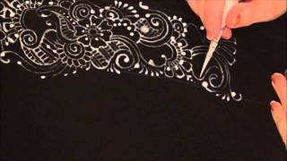 Decorating With A Bleach Pen.wmv