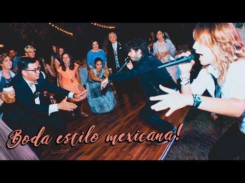 Kalifornia en bodas internacionales