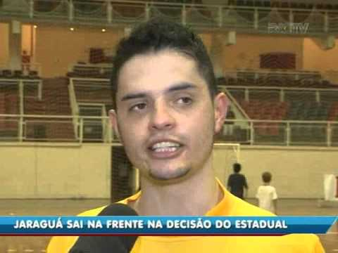 a625239d45 Estadual de Futsal  Jaraguá do Sul sai na frente na disputa com Joinville