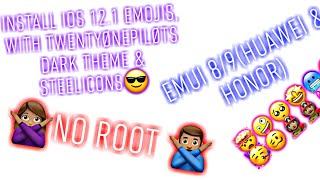 ios 12 theme for emui 8 - मुफ्त ऑनलाइन वीडियो