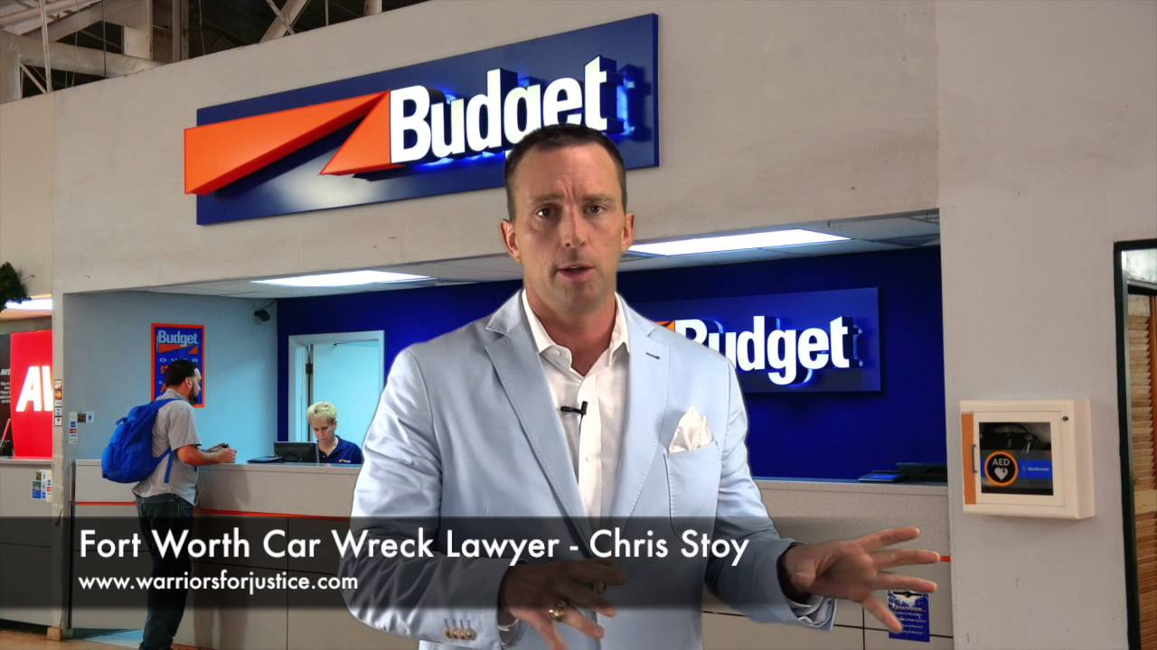 How to Get a Rental Car After a Wreck