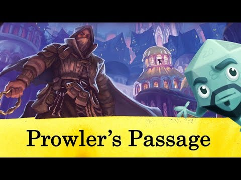 Prowler's Passage Review - with Zee Garcia