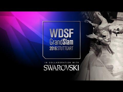Preview video Castellani - Zaitceva, ITA | 2016 GS STD Stuttgart | R2 T | DanceSport Total