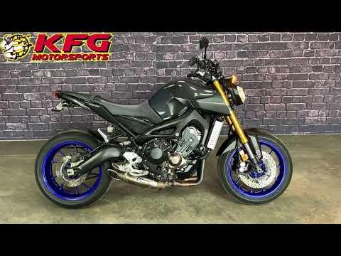 2014 Yamaha FZ-09 in Auburn, Washington - Video 1