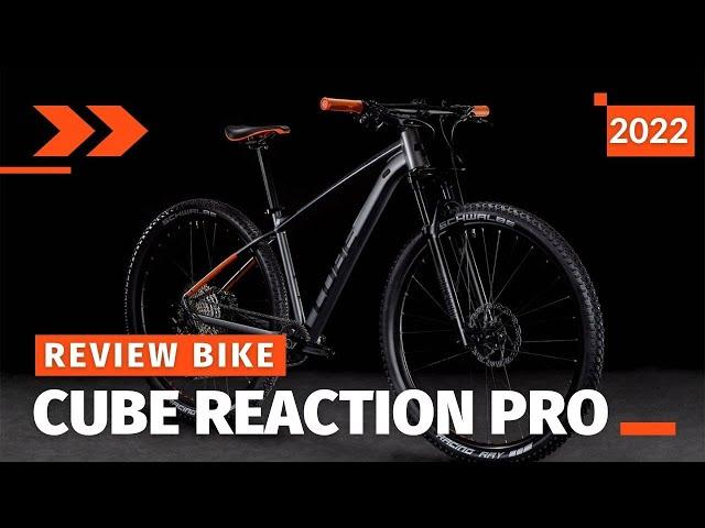 Видео Велосипед Cube Reaction Pro (Verde'n'Green)