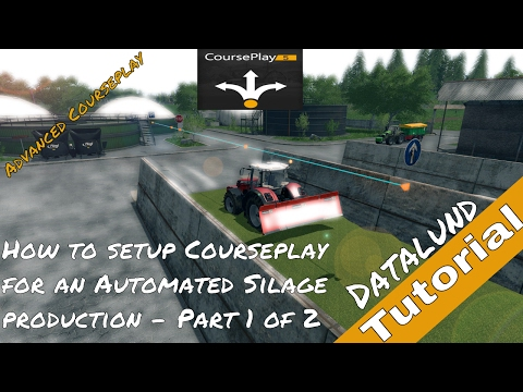 best way to load and unload bunkers :: Farming Simulator 17