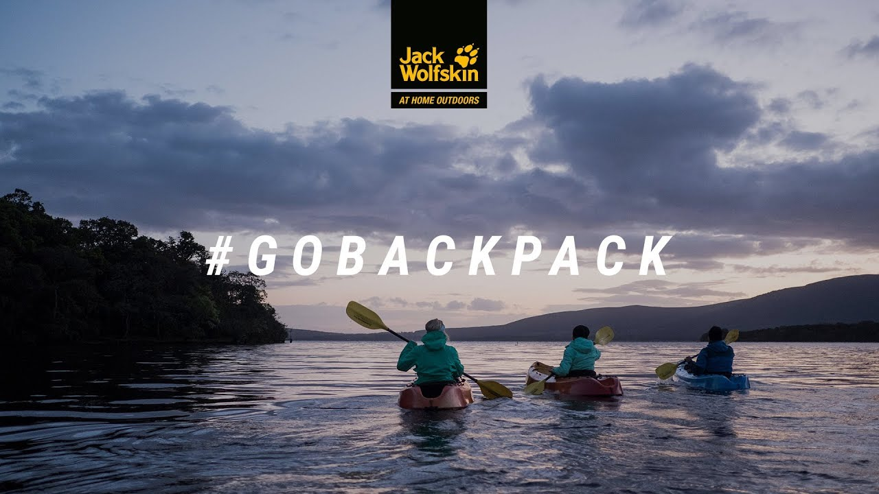 #GOBACKPACK and start your Next Episode