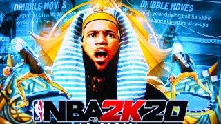 *NEW* BEST DRIBBLE MOVES + TUTORIAL ON NBA2K20! DEMI- GOD COMBOS REVEALED! (GAME BREAKING)