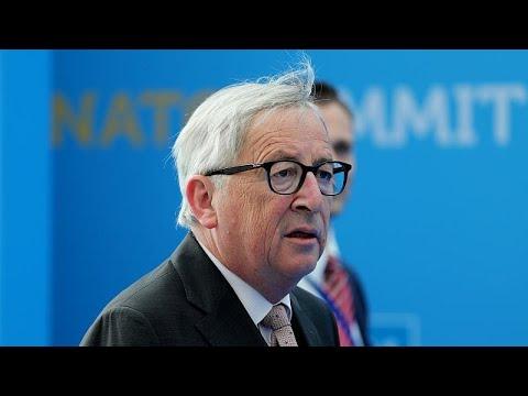 Ευρωπαίοι ηγέτες απαντούν για την «αστάθεια» του Γιούνκερ…