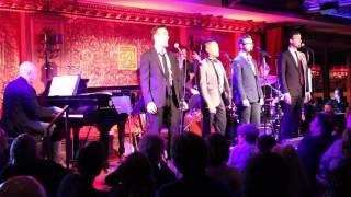 The Ballad of Sweeney Todd (Forever Plaid version) - Sondheimas 2016