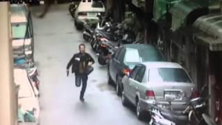 中時電子報》42歲吳姓通緝犯假冒警察攜槍逃跑