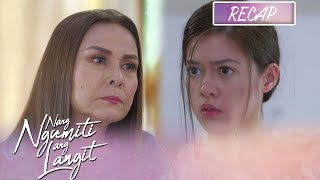 Grace recalls in her mind why she lost her previous job | Nang Ngumiti Ang Langit Recap