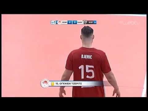 Handball Premier: ΟΛΥΜΠΙΑΚΟΣ – ΠΑΟΚ   01/03/2020   ΕΡΤ