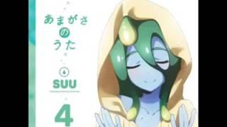 Suu  - (Monster Musume: Everyday Life with Monster Girls) - Monster musume no iru nichijou música de entrada cantada pela suu